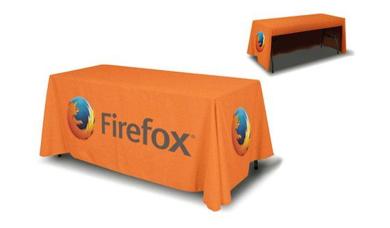 Custom Table Cloth 3 Sided For Parties