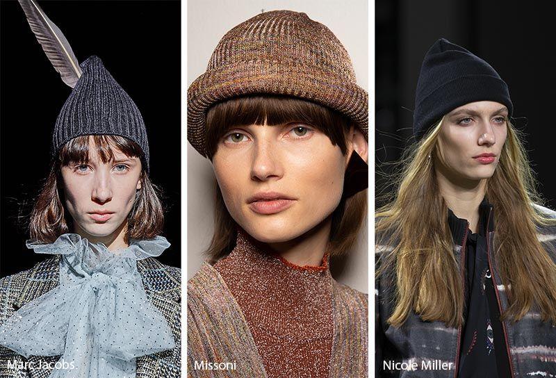Hat Trends 2020.Fall Winter 2019 2020 Hat Trends Fall Hats Hats Winter Hats