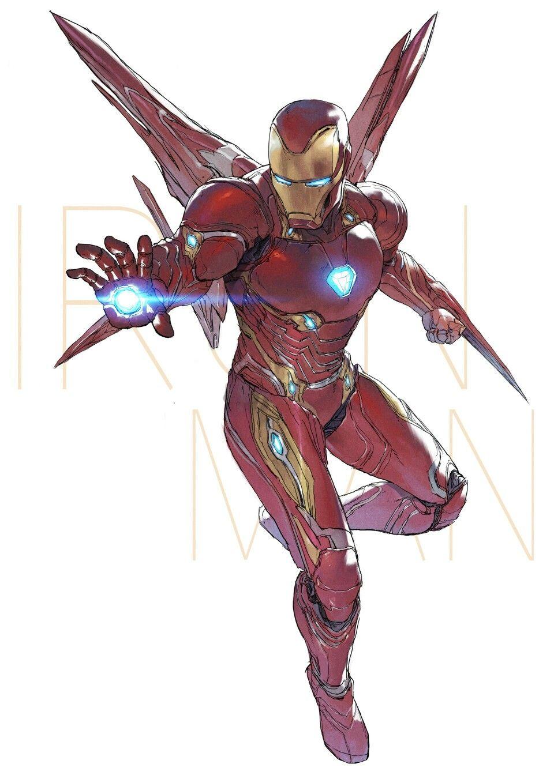 Iron Man Infinity War Iron Man Avengers Marvel Iron Man Iron Man Art