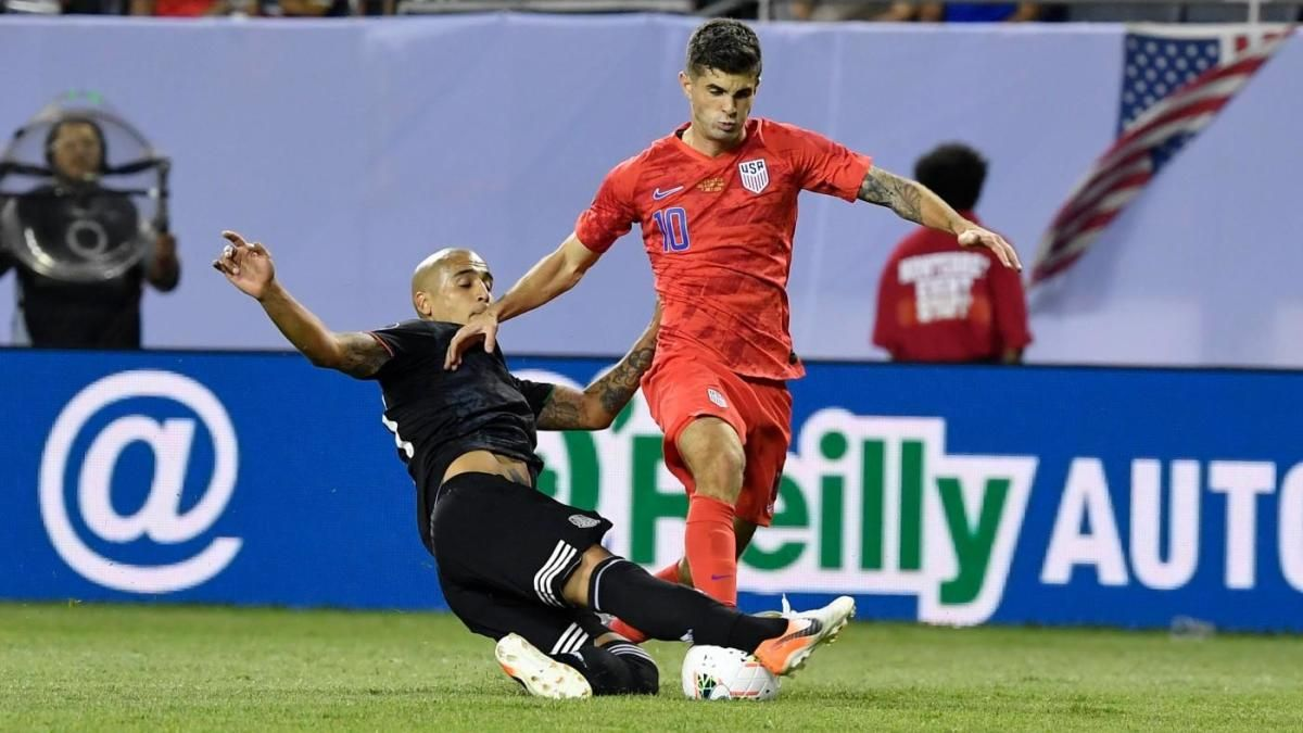 Christian Pulisic Says USMNT Plays Scared Against Mexico