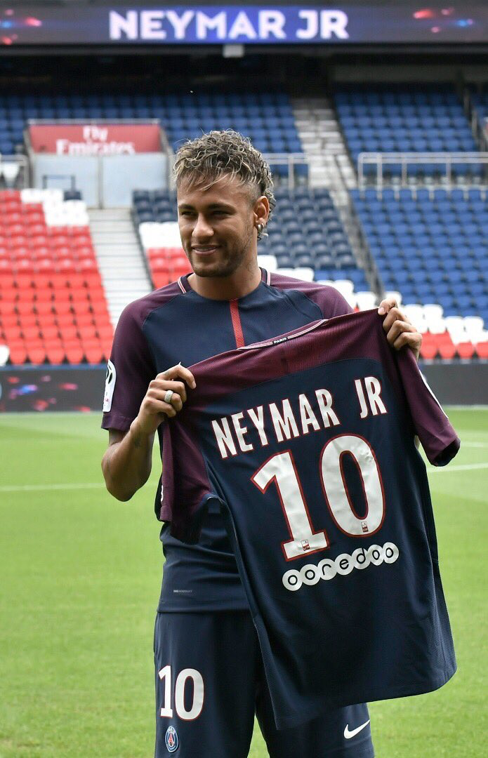 No other transfer comes close ,biggest deal in all of sport. Neymar PSG