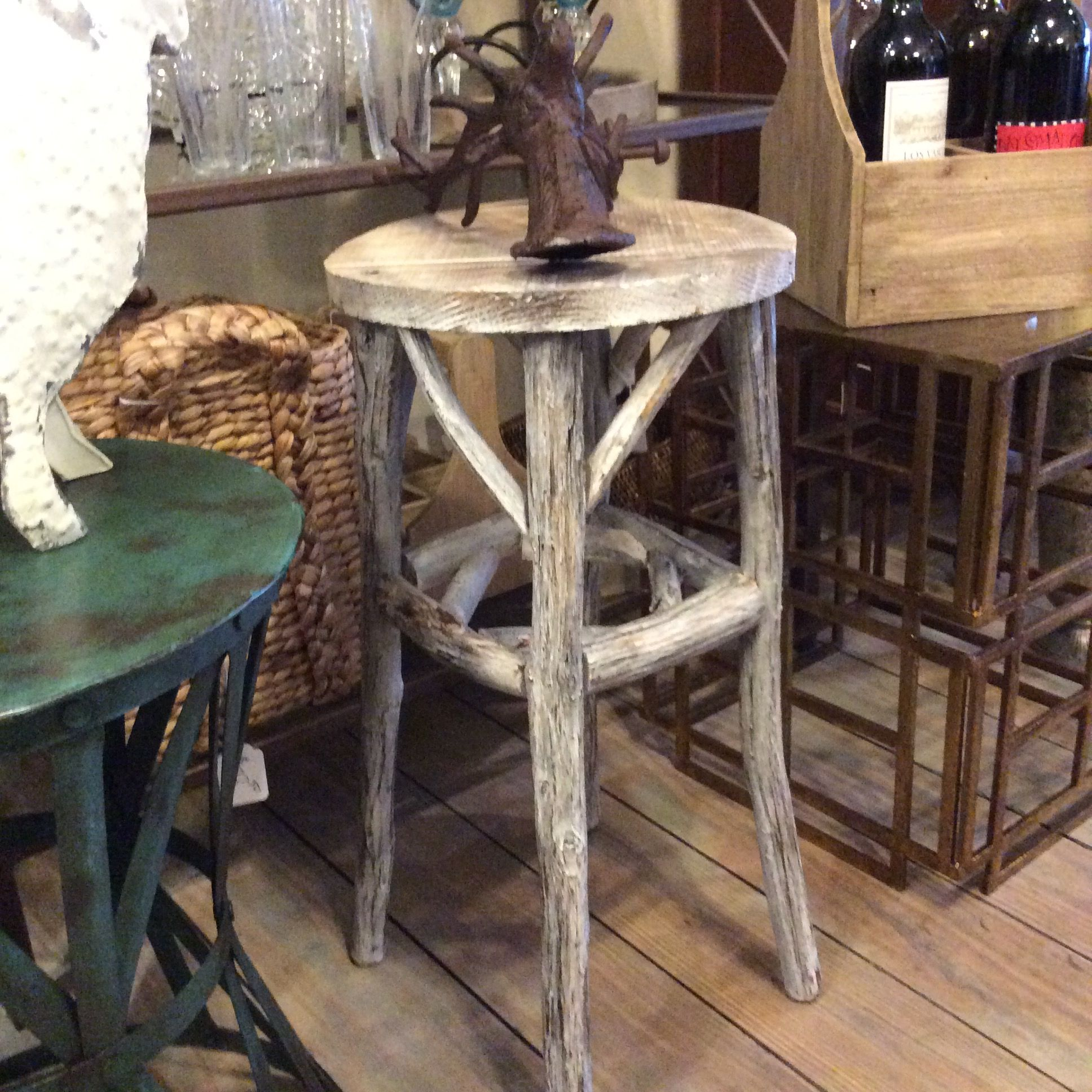 rustic wood bar stools. Small Rustic Wooden Stool, For Sale Wood Bar Stools