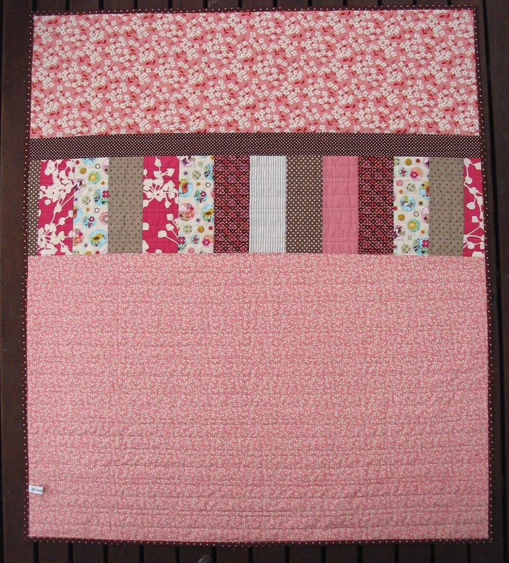 Quilting - Quilt Back Ideas