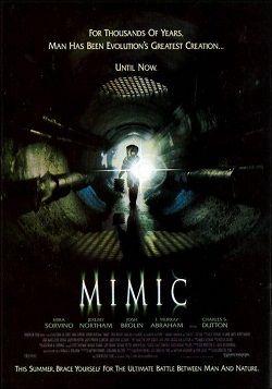 Mimic Terror En El Metro Online Latino 1997 Horror Movie Posters