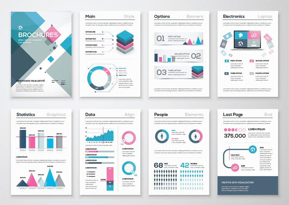 The Complete Professional Designeru0027s Toolkit Layout templates - graphic design proposal example
