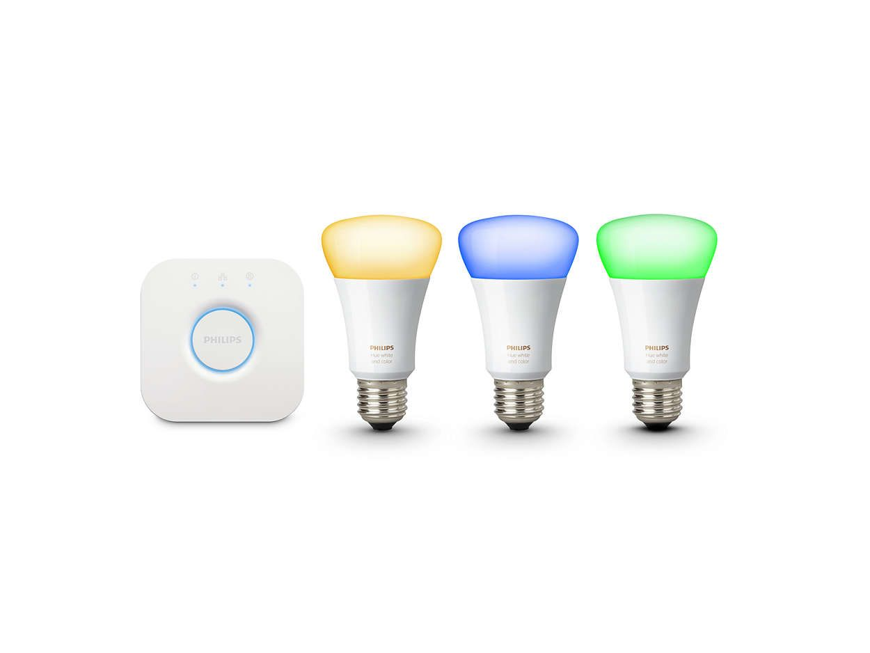 Philips hue lights and bridge as part of your home automation system ...