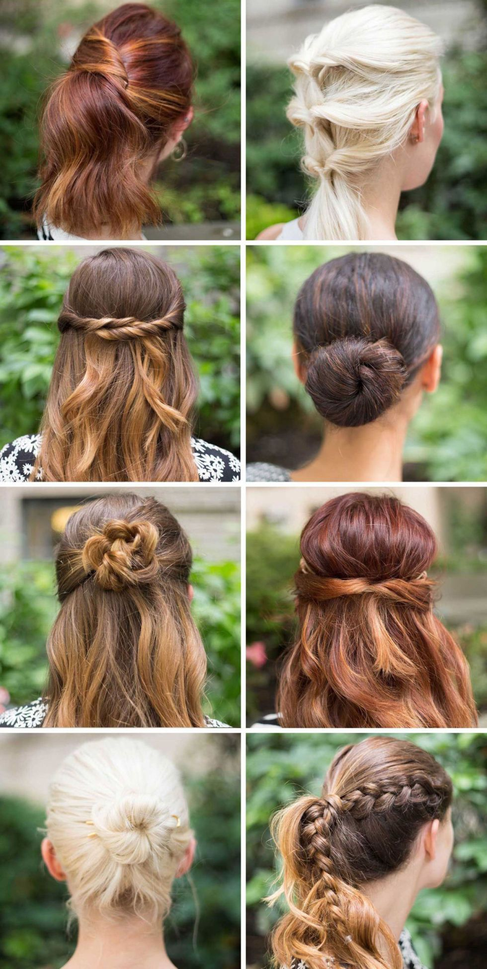 Acconciature capelli lunghi mes coiffures pinterest