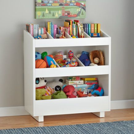 This Storage Shelf Would Work Great As A Diaper Caddy And Newborn Clothes Then For Toys Books Love