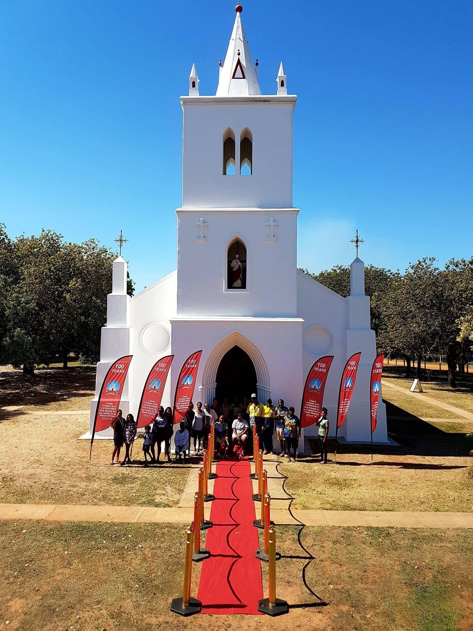 Beagle Bay Church Kimberley