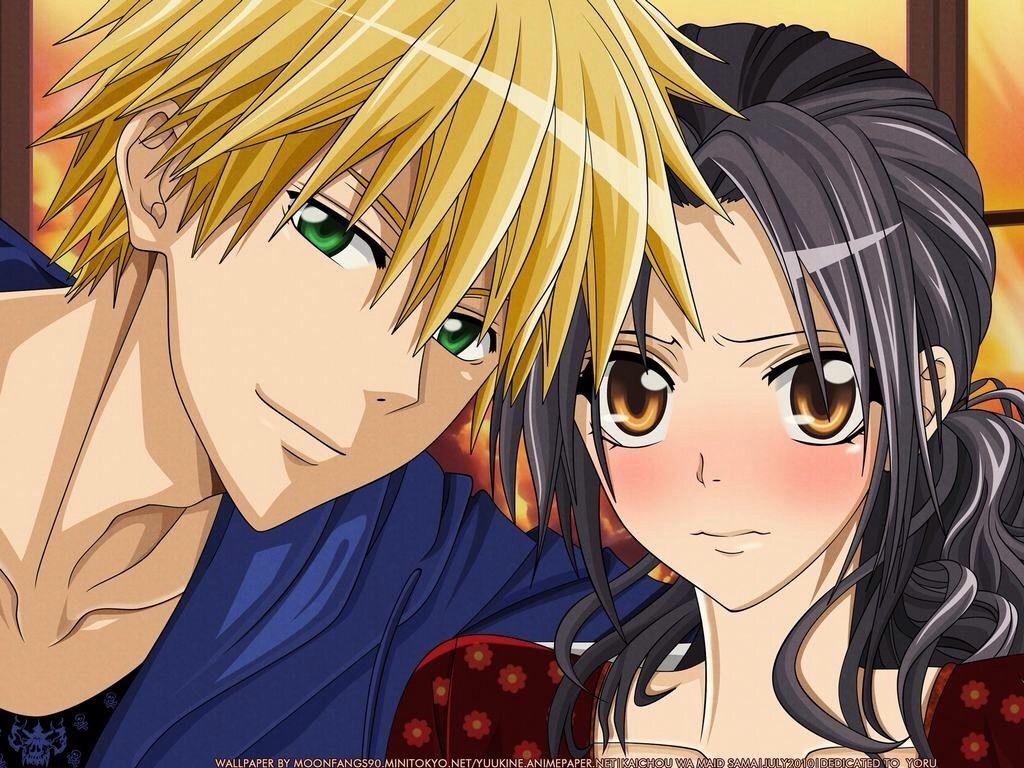 Kaichou no Maid-sama: Misaki&Usui