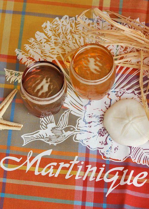 Reve De La Martinique De Comptoirs Richard Volutes Tea Comptoir