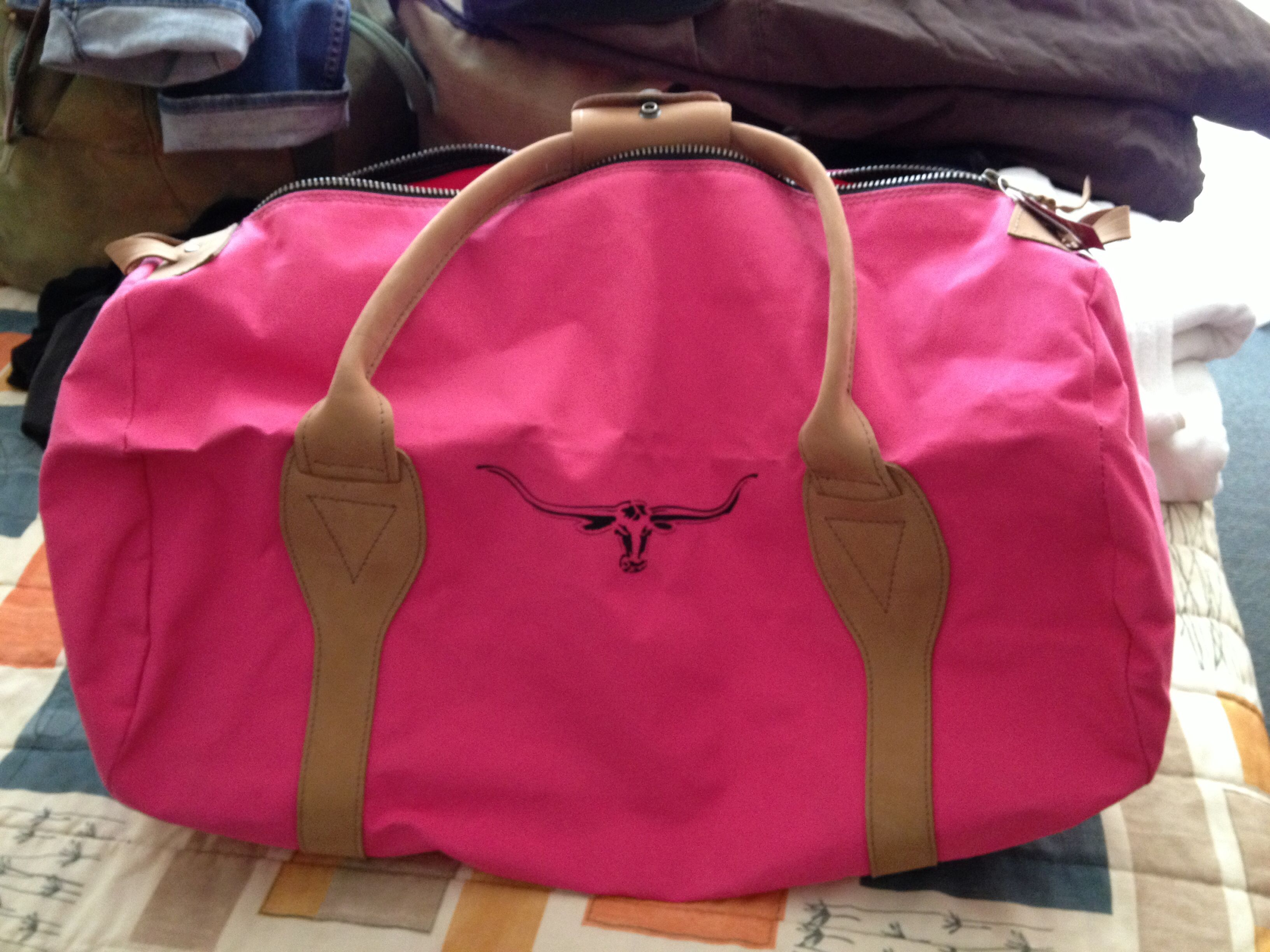 Pink Ute Bag By Rm Williams