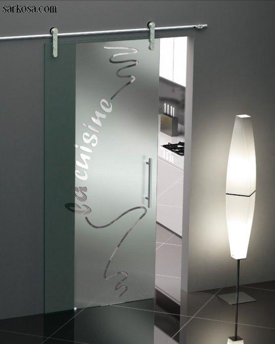 Sliding Glass Room Divider Schiebetur Glas Innen Schiebeturen Moderne Schiebeturen