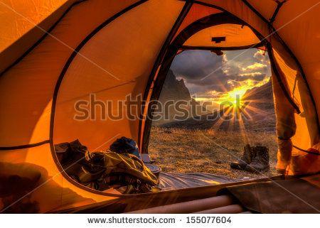 Camping 库存照片 | Shutterstock