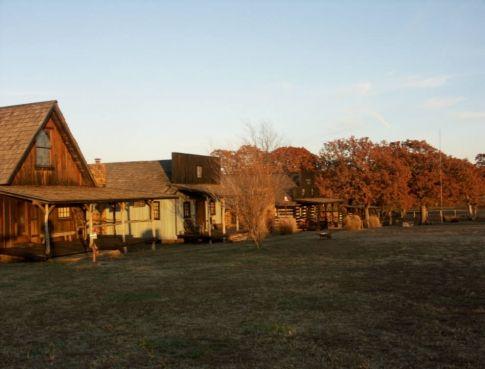 Pioneer Song Pioneer Town On A Ranch In Ne Oklahoma Old West Town Prairie Interesting Buildings