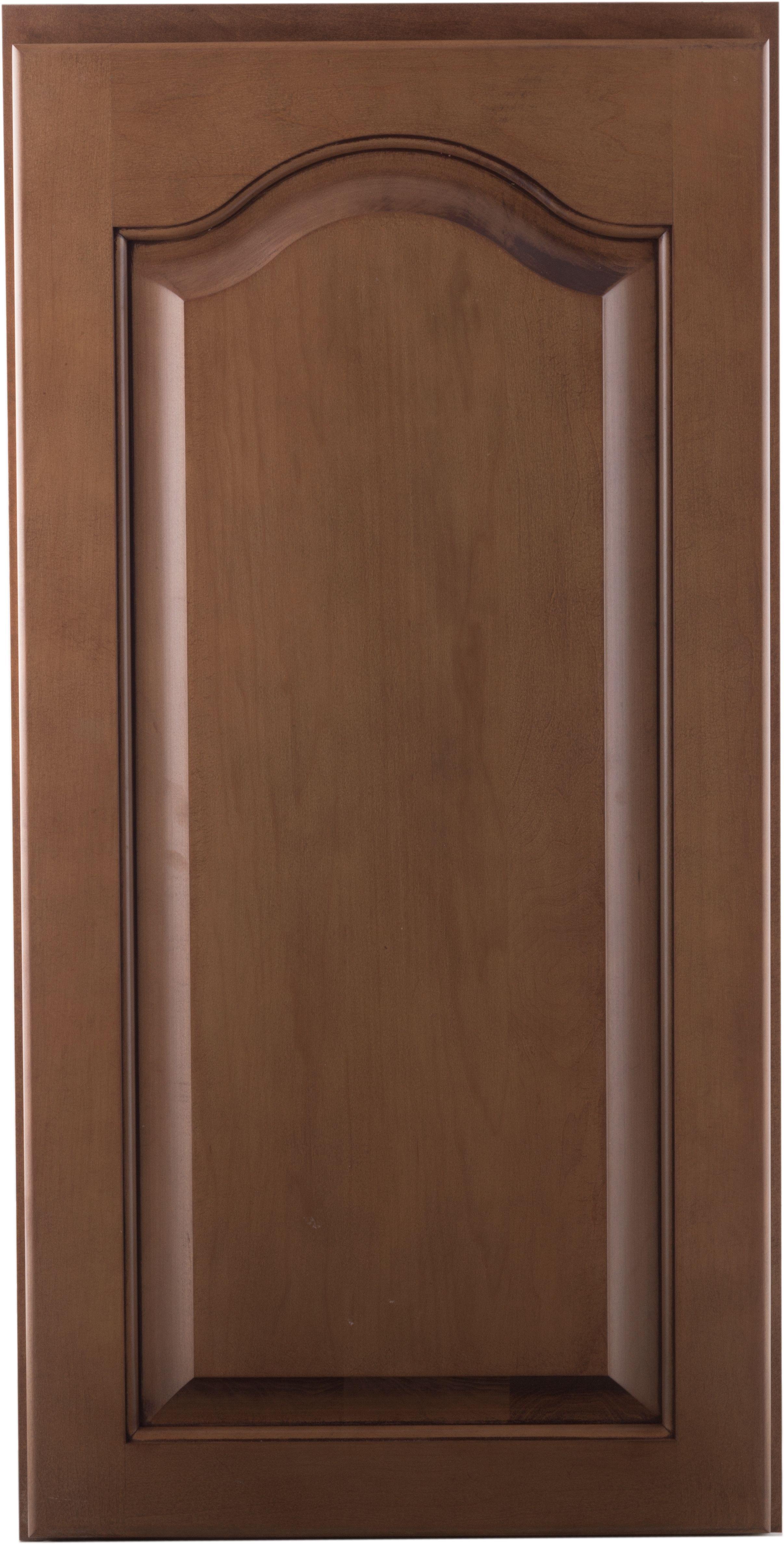Crown Cabinets Vintage Cathedral Maple Mushroom Brown Glaze Wooden Main Door Design Wooden Doors Interior Door Design