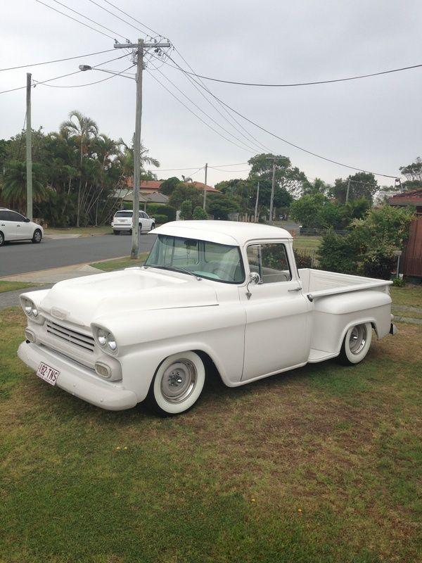 1958 Chevrolet Apache In Palm Beach Qld Autotrader Com Au Classic Cars Trucks Vintage Trucks Chevrolet Apache