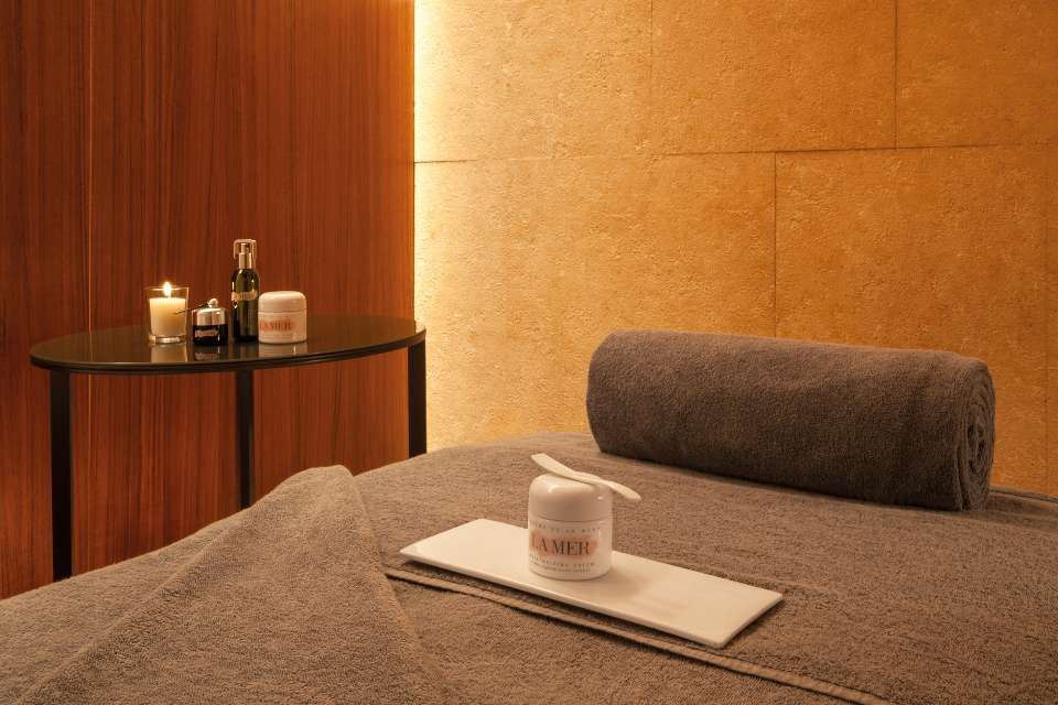 A Refuge For The Body And The Spirit A Harmonious Atmosphere That Fosters The Quest For Balance The Bulgari Hote Bulgari Hotel Milan Bulgari Hotels Gold Tile