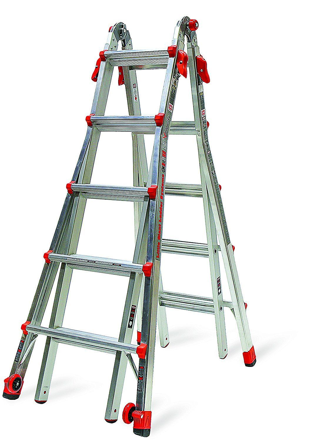 How To Hang A Ladder In The Garage Ladder Little Giants Step Ladders