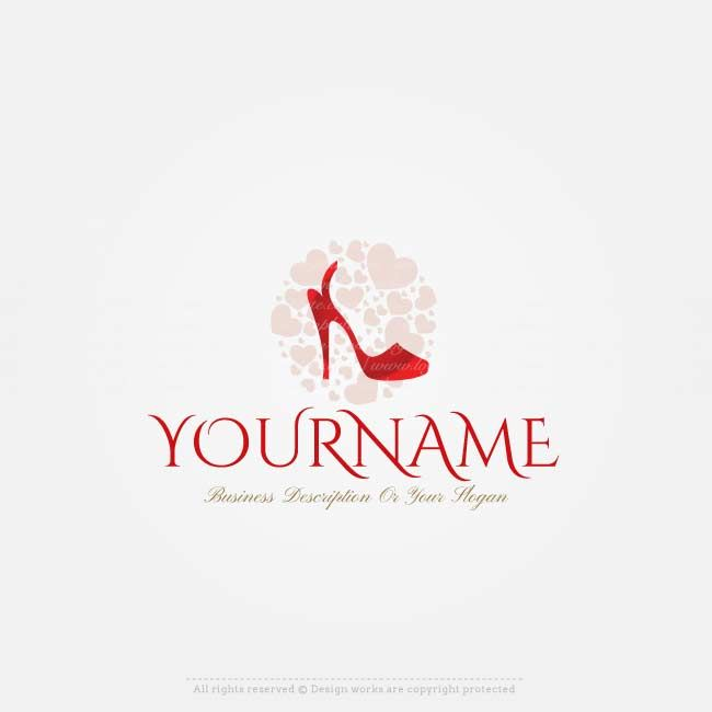 Free Logo Maker - Shoes Store logo design