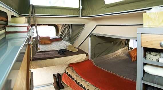 imagine 4x4 trailvan comfortvan offroad trailers 4x4. Black Bedroom Furniture Sets. Home Design Ideas