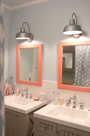 Delightful Badezimmerlampen Spiegel Wandleuchten Industrieller Stil