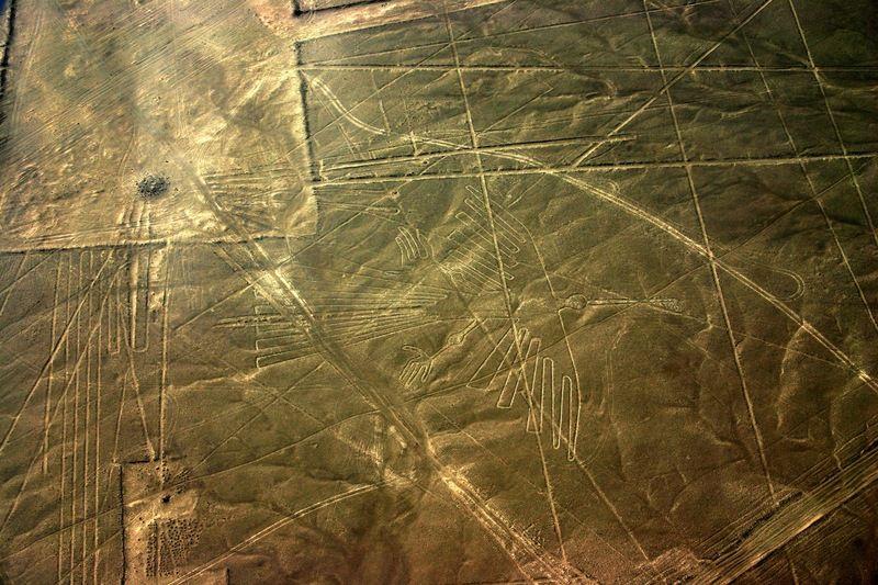 Nazca Lines; Nazca Desert, Peru