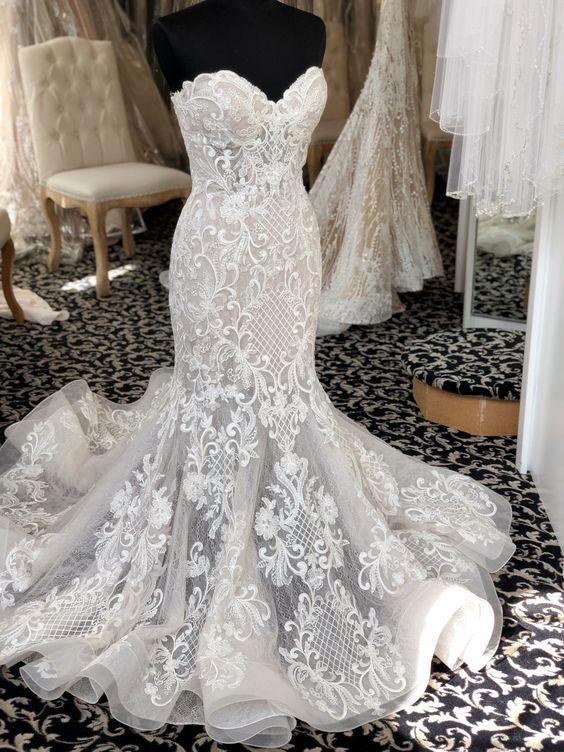 Allure Bridals 9560 Allure Wedding Dresses Allure