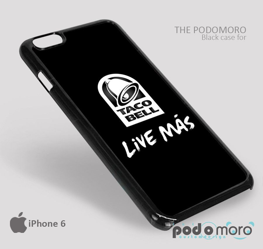 Taco Bell Case for iPhone 4/4S, iPhone 5/5S, iPhone 5c, iPhone 6, iPhone 6 Plus, iPod 4, iPod 5, Samsung Galaxy S3, Galaxy S4, Galaxy S5, Galaxy S6, Samsung Galaxy Note 3, Galaxy Note 4, Phone Case