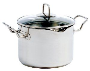 Norpro Krona 7 5 Quart Vented Pot With Straining Lid By Norpro 59 19 Capacity 7 5 Quarts 7 2 Liters The Tri Ply Encapsul Norpro How To Cook Pasta Pasta Pot