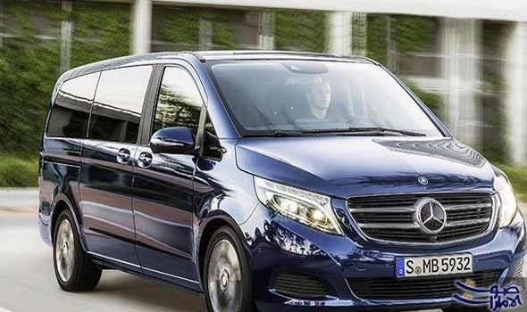 الرفاهية عنوان سيارة مرسيدس بنز V Class لرجال تعتبر برابوس واحدة من أشهر الشركات الألمانية لتعديل وتطوير Mercedes Benz Service Mercedes Benz Vito Mercedes