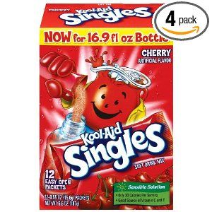 Kool Aid Drink Mix Sugar Sweetened Cherry And Pink Lemonade Flavors We Used These Packets To Tint And Flavor Our Lip Glo Cherry Drink Kool Aid Mixed Drinks