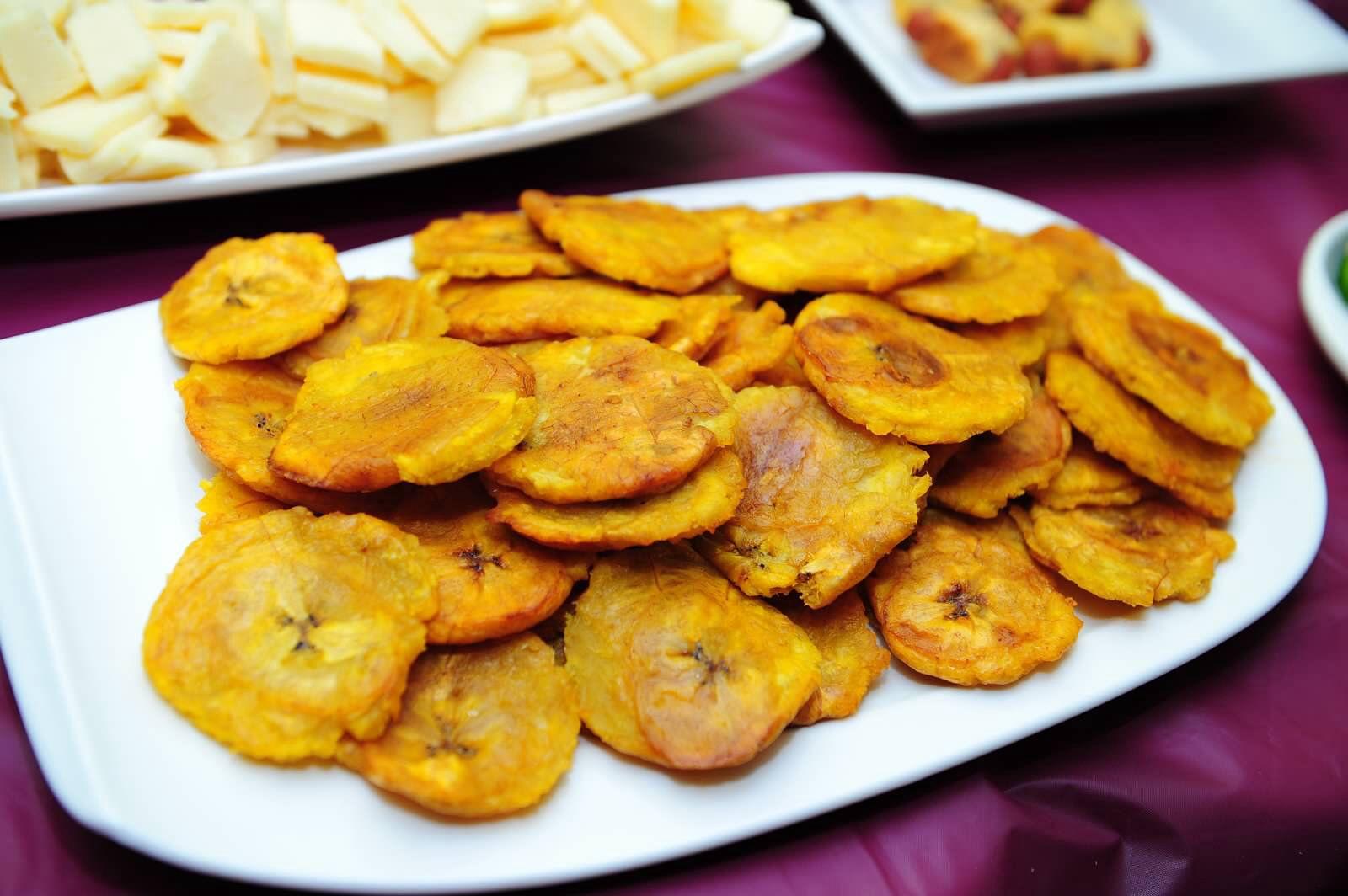 Haitian Recipes Fried Plantains | Dandk Organizer