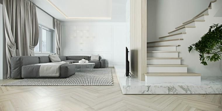 Weiße Farbdekoration von hellen Umgebungen Dekoration