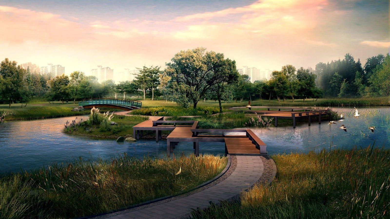 Zen Garden Live Wallpaper Android Apps On Google Play Garden Architecture Landscape Design Services Japanese Garden Landscape