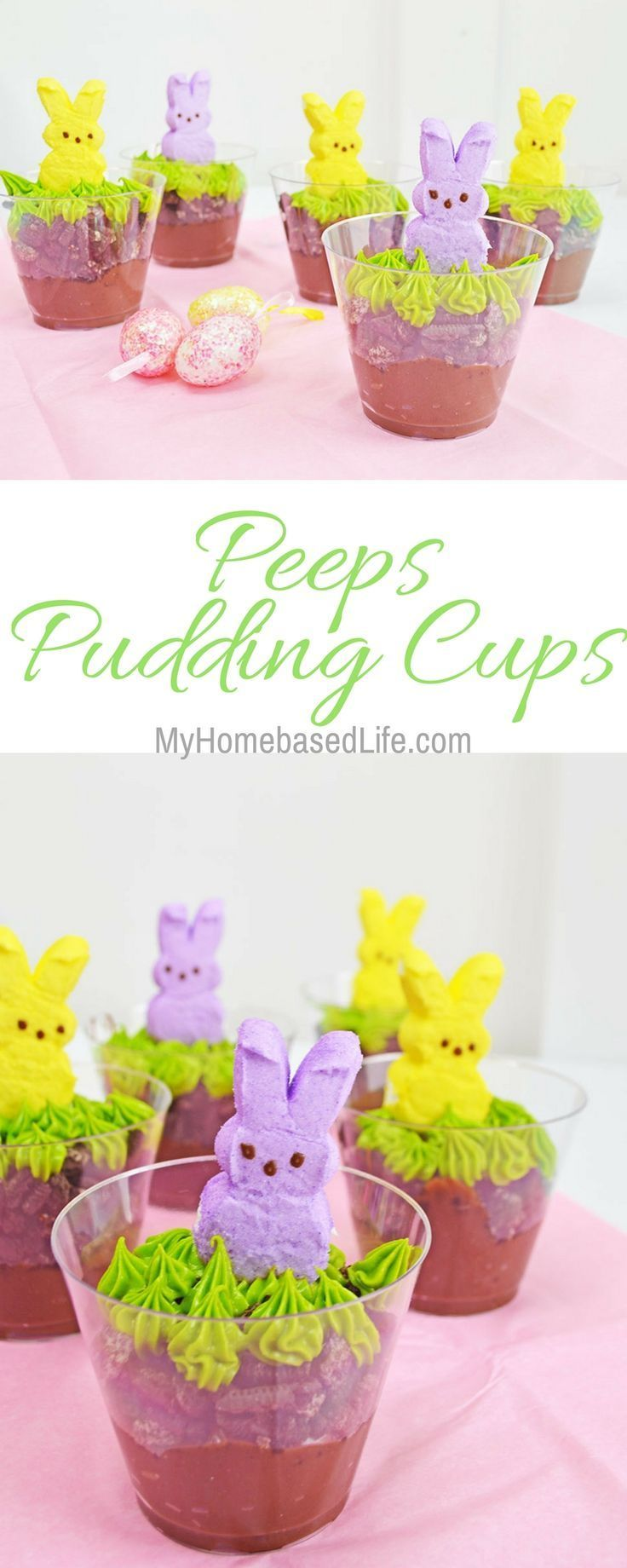 A fun chocolate dessert for kids this Easter featuring Peeps. This recipe makes you a total of 5 peeps pudding cups for the kids to enjoy. | Easter Dessert Recipe | Dessert Recipe | Peeps Recipe | Pudding Cups | Chocolate | Easy Dessert Idea | Simple Dessert for Kids via […]
