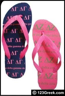 e0222a1ff9cc Sorority Flip Flop Sandals