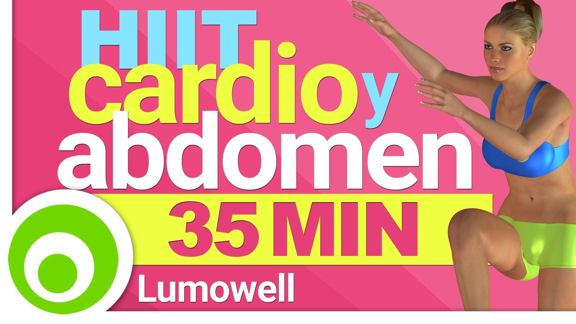 Circuito Hiit En Casa : Rutina de cardio hiit y abdomen en casa minutos de ejercicio