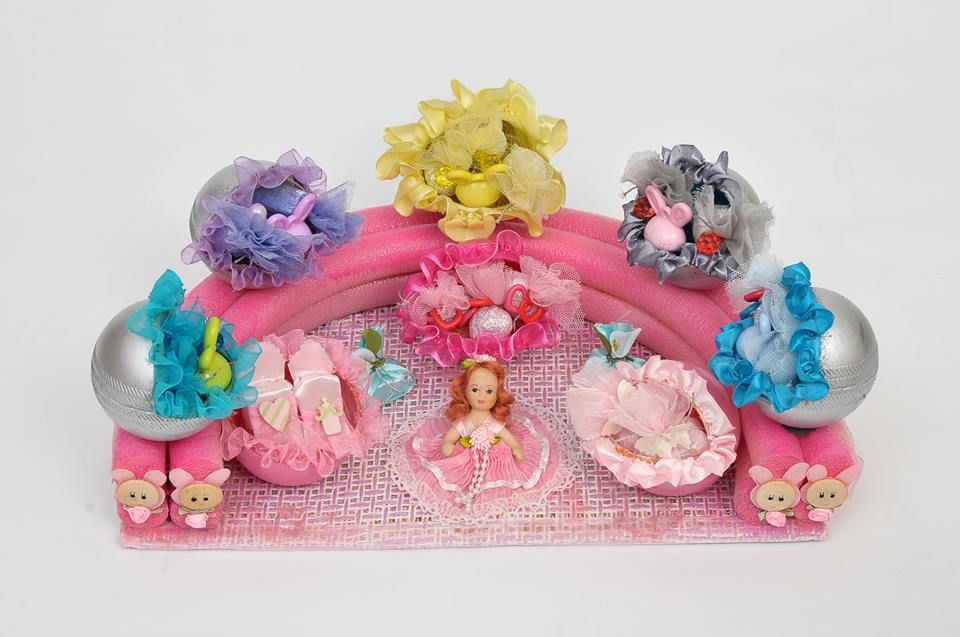 Baby gift packing decoration wedding gift pack baby