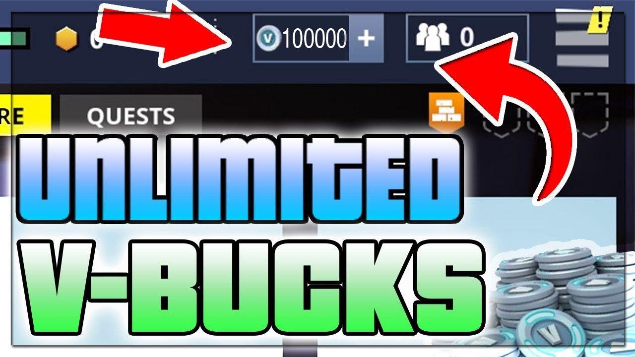 Fortnite Battle Royale Cheats Get Unlimited Free Free V Bucks