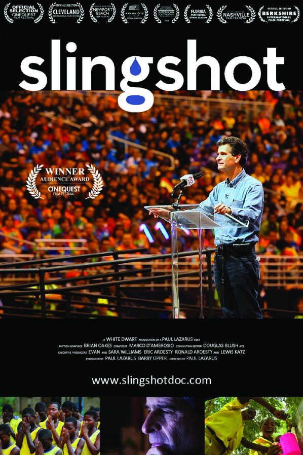 Slingshot 2014 Is A Fascinating And Inspiring Journey Into The World Of Segway Inventor Dean Kamen Kamen H Documentaries Inspirational Movies Movie Trailers