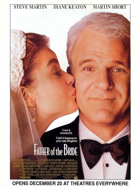 Father Of The Bride One Of My Top 10 Favorite Movies Of All