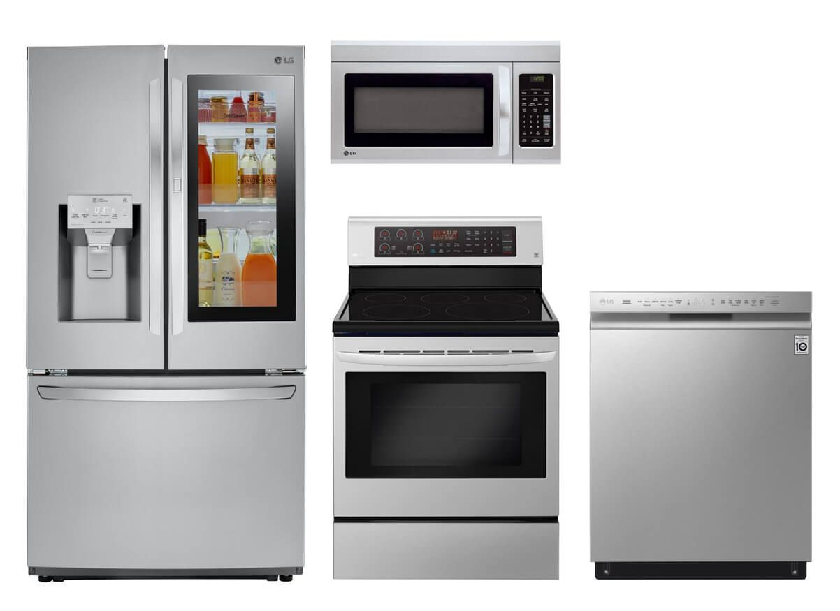 Kitchen Appliance Packages The Home Depot Kitchen Appliance Packages Kitchen Appliances Range Microwave