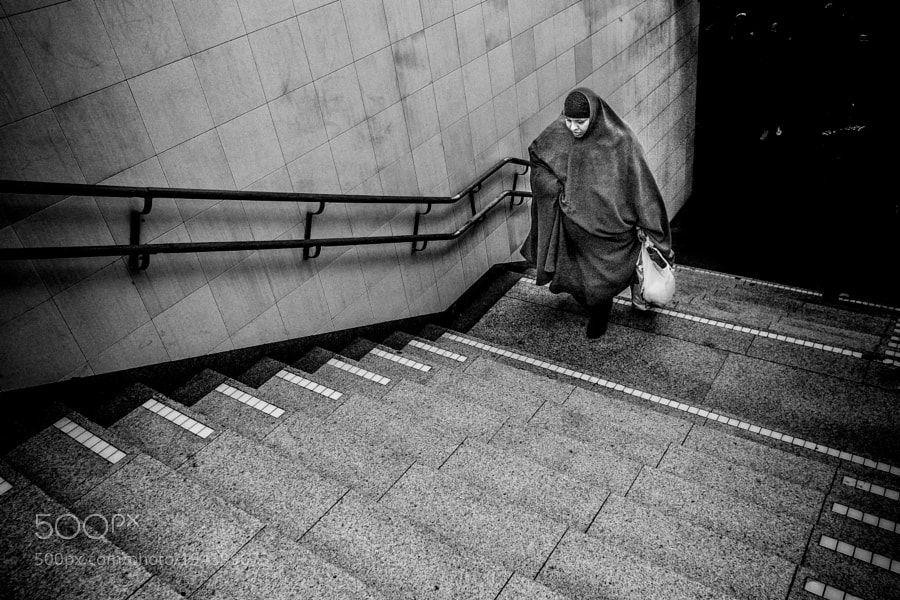 Subway..., via #FujifilmXWorld