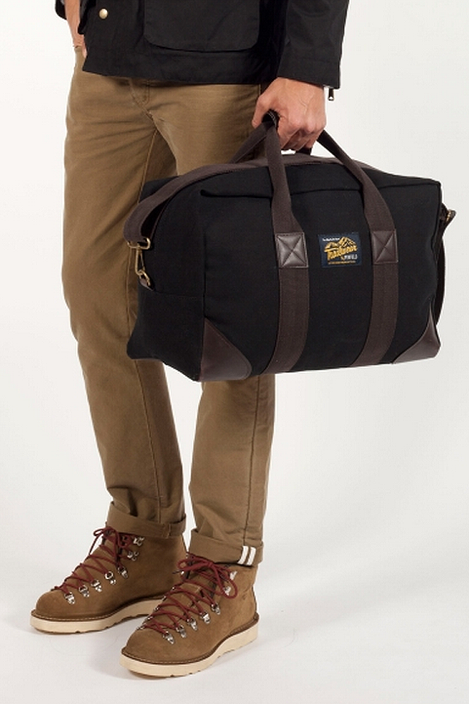 penfield - men's evansville canvas holdall duffle bag (more colors ...