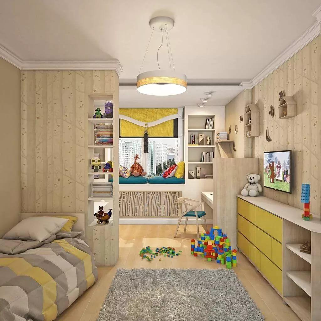 комната для разнополых детей разного возраста фото: 5 тыс ...