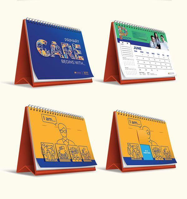 decent-nhgp-desk-table-calendar-design-2017-2 | s m associate ...