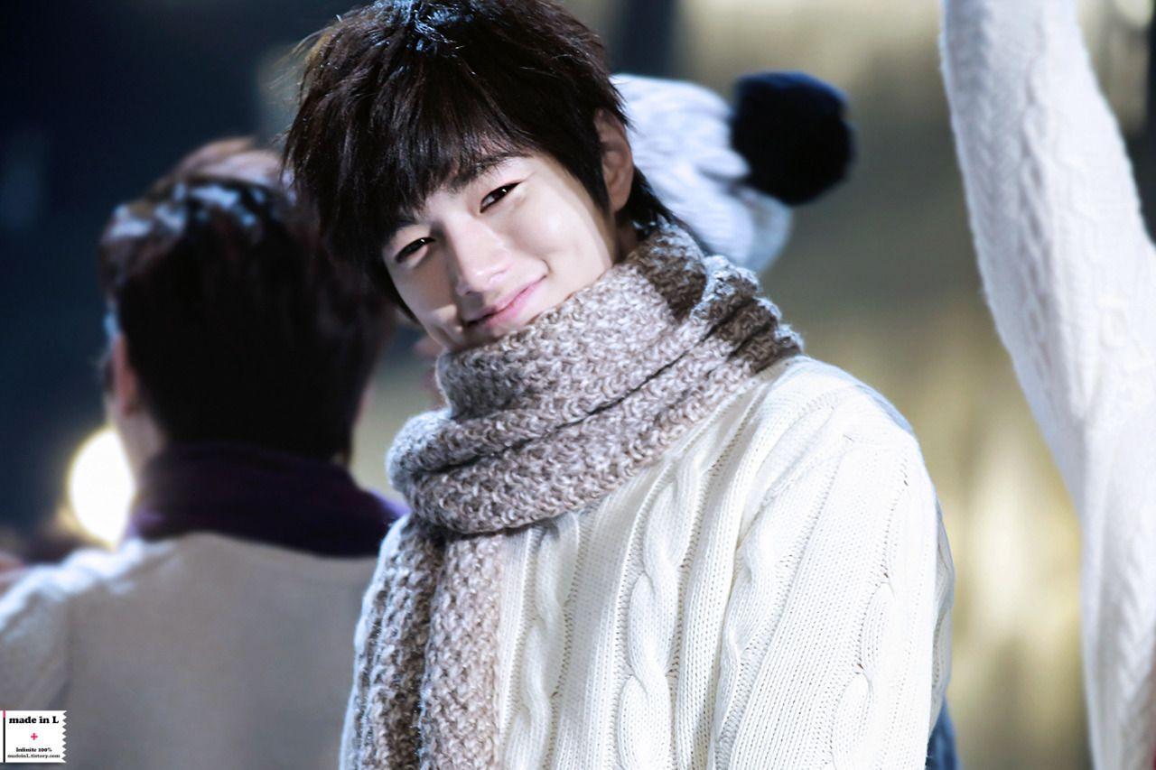 Kim Myungsoo Baby Pictures | Kim Myungsoo | L = Kim Myung ...