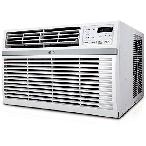 Lg Lw1516er 15 000 Btu 115v Window Mounted Air Conditioner With Remote Control Window Air Conditioner Best Window Air Conditioner Room Air Conditioner