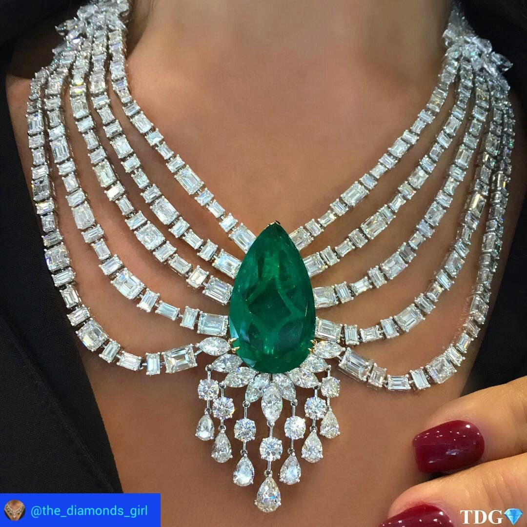 Thediamondsgirl sweet dreams are made of this for an emerald